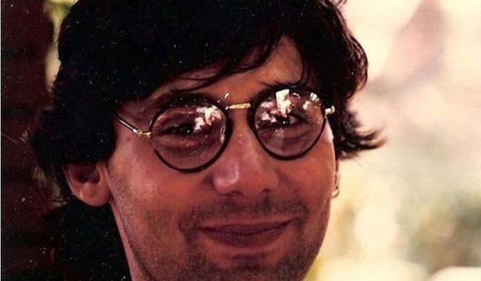 Il giornalista Giancarlo Siani