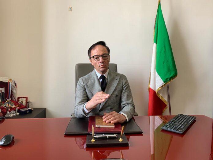 Vincenzo Schiavo, presidente di Confesercenti Campania