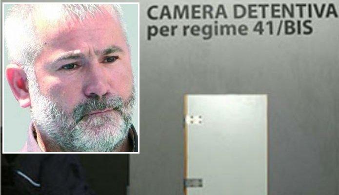 Il boss Gennaro Longobardi resta al 41 bis