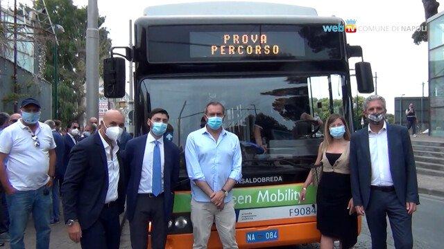 Il traffico rovina l'inaugurazione dei nuovi filobus