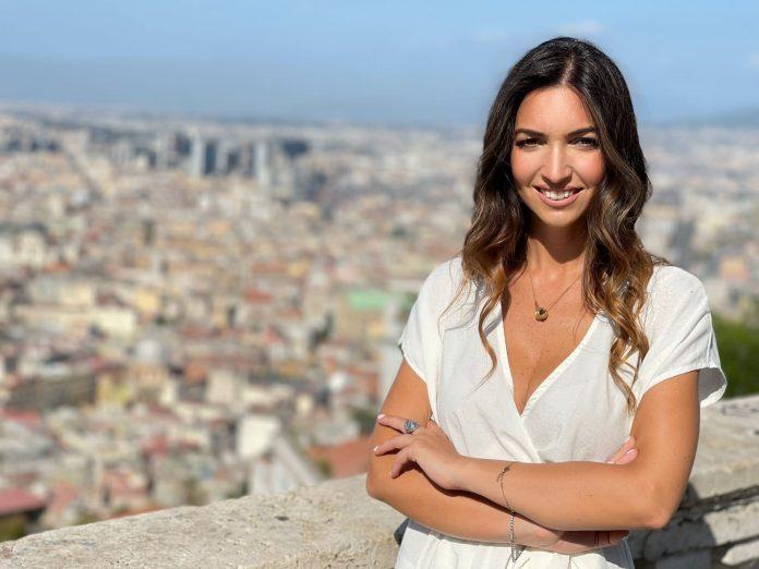 Rossella Solombrino, candidata sindaco del Movimento 24 Agosto