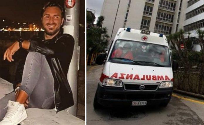 Mariano Panariello, in suo nome un'ambulanza all'ospedale Cardarelli